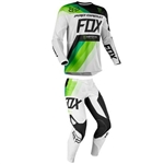 Fox Racing 2018 360 Monster Pro Circuit LE Combo Jersey Pant - White/Green