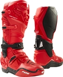 Fox Racing 2017 Moth LE Instinct Boots - Red/Black