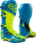 Fox Racing 2017 Moth LE Instinct Boots - Teal