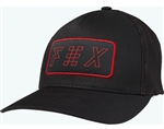 Fox Racing 2018 Parhelion 110 Hat - Black