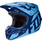 Fox Racing 2017 Race Full Face Helmet - Navy
