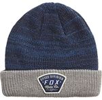 Fox Racing 2018 Sno Cat Beanie - Heather Midnight