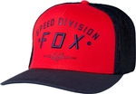 Fox Racing 2018 Speed Division Hat - Red