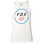 Fox Racing 2018 Settled Premium Tank - Optic White