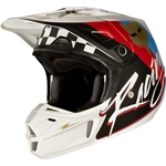 Fox Racing 2017 V2 Rohr Full Face Helmet - Black