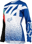 Fox Racing 2017 Womens 180 Jersey - Blue