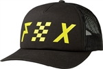 Fox Racing 2018 Womens Avowed Trucker Hat - Black