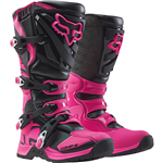 Fox 2017 Womens COMP 5 Boots - Black/Pink