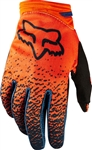 Fox Racing 2017 Womens Dirtpaw Gloves - Grey/Orange