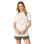 Fox Racing 2018 Womens No Dice Crew - White