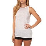 Fox Racing 2018 Womens Ventilate Twistback Tank - White