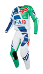 Fox Racing 2018 Youth 180 Sayak Combo Jersey Pant - Green