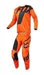 Fox Racing 2018 Youth 180 Mastar Combo Jersey Pant - Orange