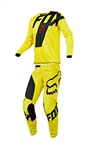 Fox Racing 2018 Youth 180 Mastar Combo Jersey Pant - Yellow