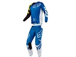 Fox Racing 2018 Youth 180 Race Combo Jersey Pant - Blue