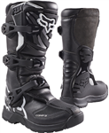 Fox 2017 Youth Comp 3 Boots - Black