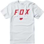 Fox Racing 2018 Youth Creative Tee - Light Heather Grey