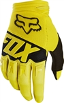 Fox Racing 2017 Youth Dirtpaw Race Gloves - Yellow