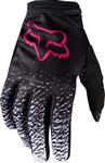 Fox Racing 2017 Youth Girls Dirtpaw Gloves - Black/Pink