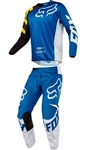 Fox Racing 2017 180 Race Combo Jersey Pant - Blue