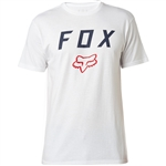 Fox Racing 2018 Contended Tee - Optic White