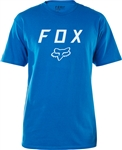 Fox Racing 2018 Legacy Moth Tee - Blue
