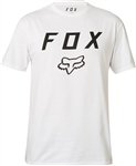 Fox Racing 2018 Legacy Moth Tee - Optic White