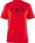 Fox Racing 2018 Legacy Moth Tee - Scarlet