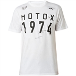 Fox Racing 2018 Sky Hi Tee - Optic White