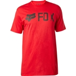 Fox Racing 2018 Well Lit Tee - Dark Red