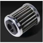 Filtron Superflow Stainless Steel Oil Filter