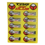 TAG METALS GRIP GLUE ONE SHOT (10PK)