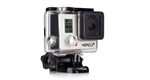 GoPro - HD Hero 3+ Silver Edition Motosport Camera 1080p