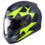 HJC 2017 CL-17 Ragua Full Face Helmet - MC-3HSF