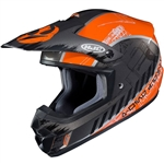 HJC 2018 CS-MX 2 Star Wars Rebel X-Wing Full Face Helmet - Black/Orange