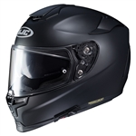 HJC 2017 RPHA 70 ST Solid Full Face Helmet - Semi Flat Black