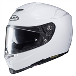 HJC 2017 RPHA 70 ST Solid Full Face Helmet - White