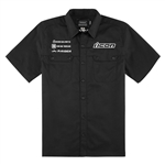 Icon 2018 Kingsley Shop Shirt - Black