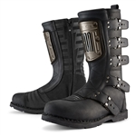 Icon 2018 Womens Elsinore HP Boots - Black