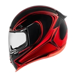 Icon - 2016 Airframe Pro Halo Helmet- Red