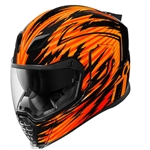 Icon 2018 Airflite Fayder Helmet - Orange