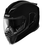 Icon 2018 Airflite Helmet - Black