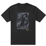 Icon 2018 Cloaking Camo Tee - Black