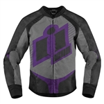 Icon 2018 Womens Overlord Jacket - Purple