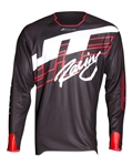 JT Racing 2018 Hyperlite Shuffle Jersey - Black/Red/White