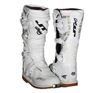 JT Racing 2018 Podium Boots - White