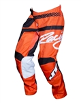 JT Racing 2018 Youth Flex Hi-Lo Pant - Orange/Black