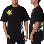Metal Mulisha - Rockstar Wreck Black Tee
