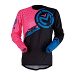 Moose Racing 2018 M1 Jersey (Spring Release) - Pink/Blue/Black