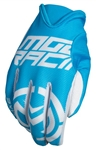 Moose Racing 2018 MX2 Gloves - Blue/White